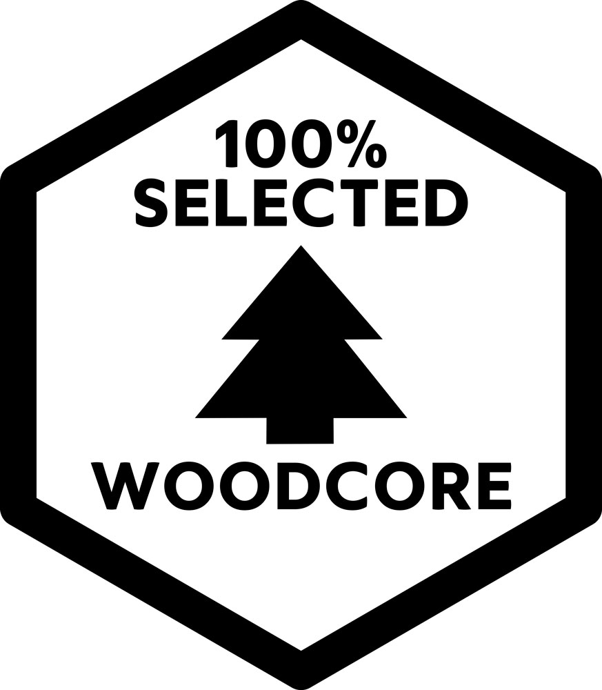 Siberian Selected Poplar Woodcore Tip to Tail
