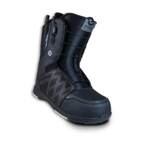 Team Black boots