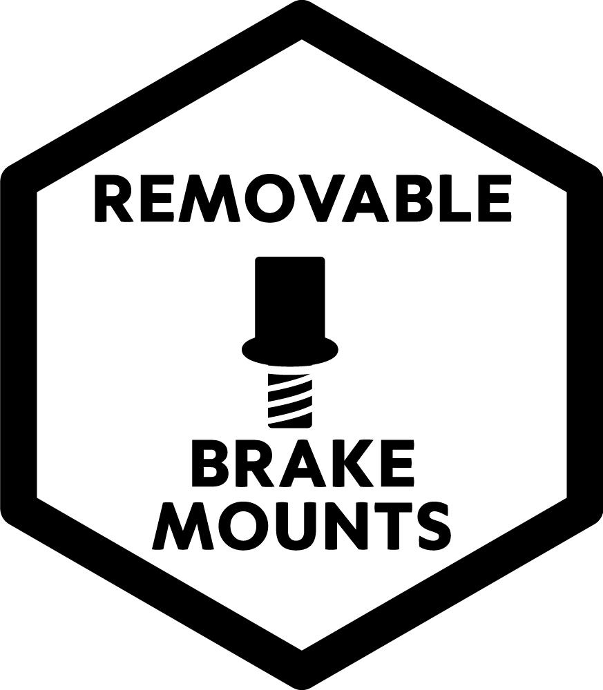 Removable Brakemounts