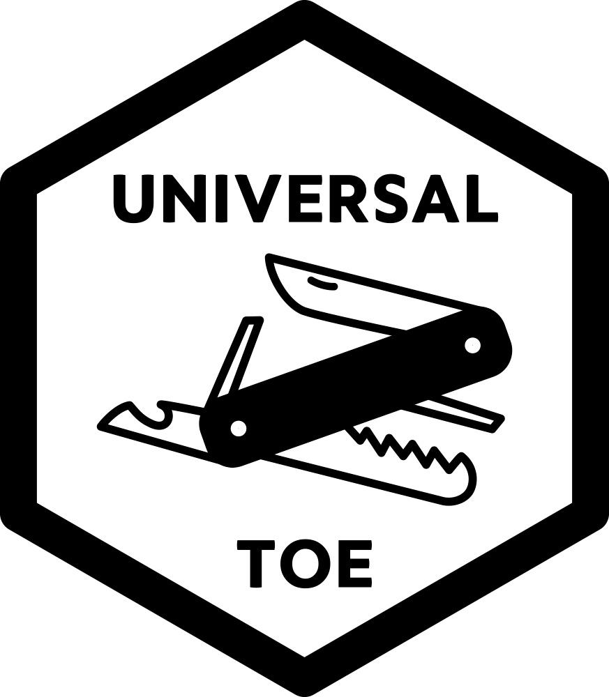 Universal Toe